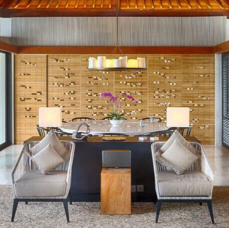 Sohamsa Estate - Villa Hamsa - Contemporary style