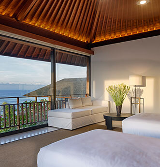 Sohamsa Estate - Villa Soham - Guest bedroom five twin