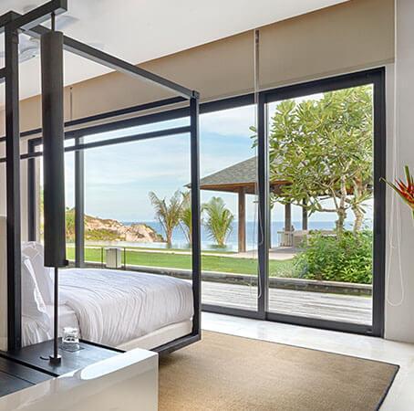 Sohamsa Estate - Villa Soham - Guest bedroom one